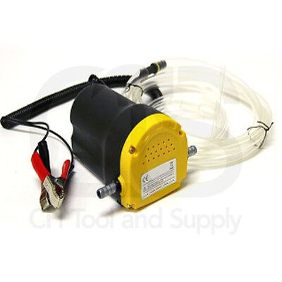 Boat Oil and Fuel Transfer Extractor Pump 12 Volt DC Motor