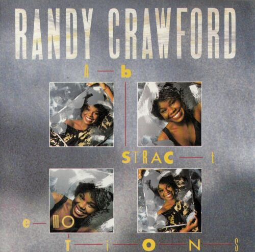 1 von 1 - RANDY CRAWFORD : ABSTRACT EMOTIONS / CD - TOP-ZUSTAND