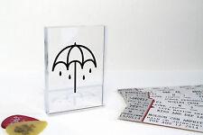 Bring Me The Horizon Umbrella Logo 'That's The Spirit' Clear Acrylic Block