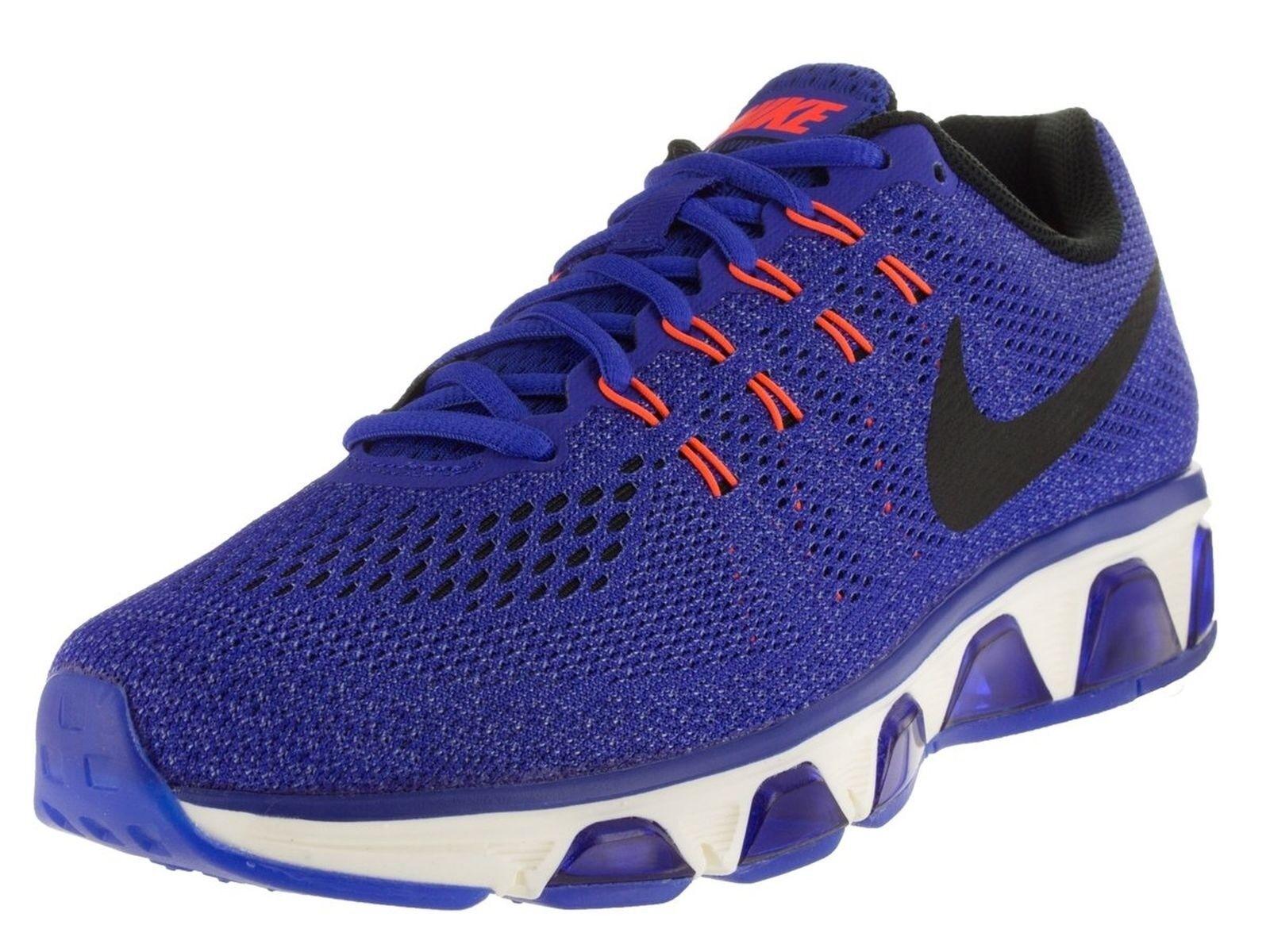 Nike Womens Air Max Tailwind 8 Black/White/Anthracite Running Shoe