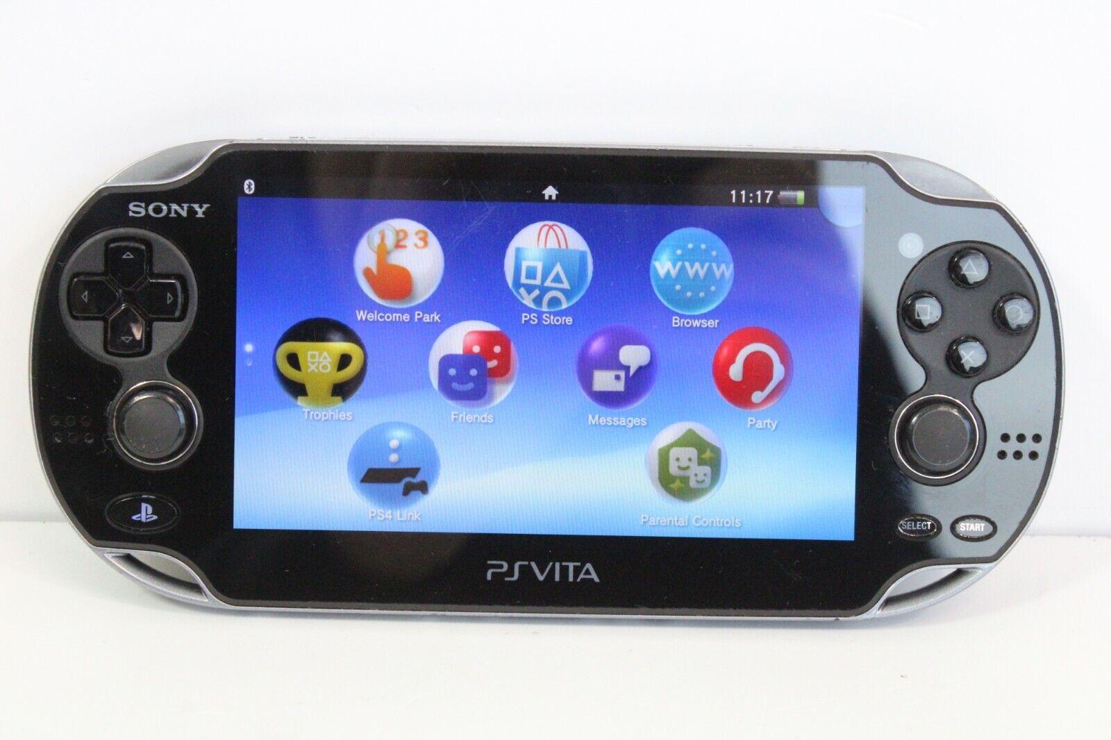 videogiochi e console: Sony Playstation Vita PCH-1003 Console