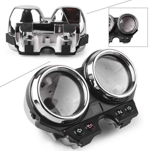 Speedometer Tachometer Gauges Housing Case Cover for Honda HORNET 600 1998-00 ha