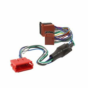 image is loading porsche-996-amplified-active-iso-radio-stereo-harness-