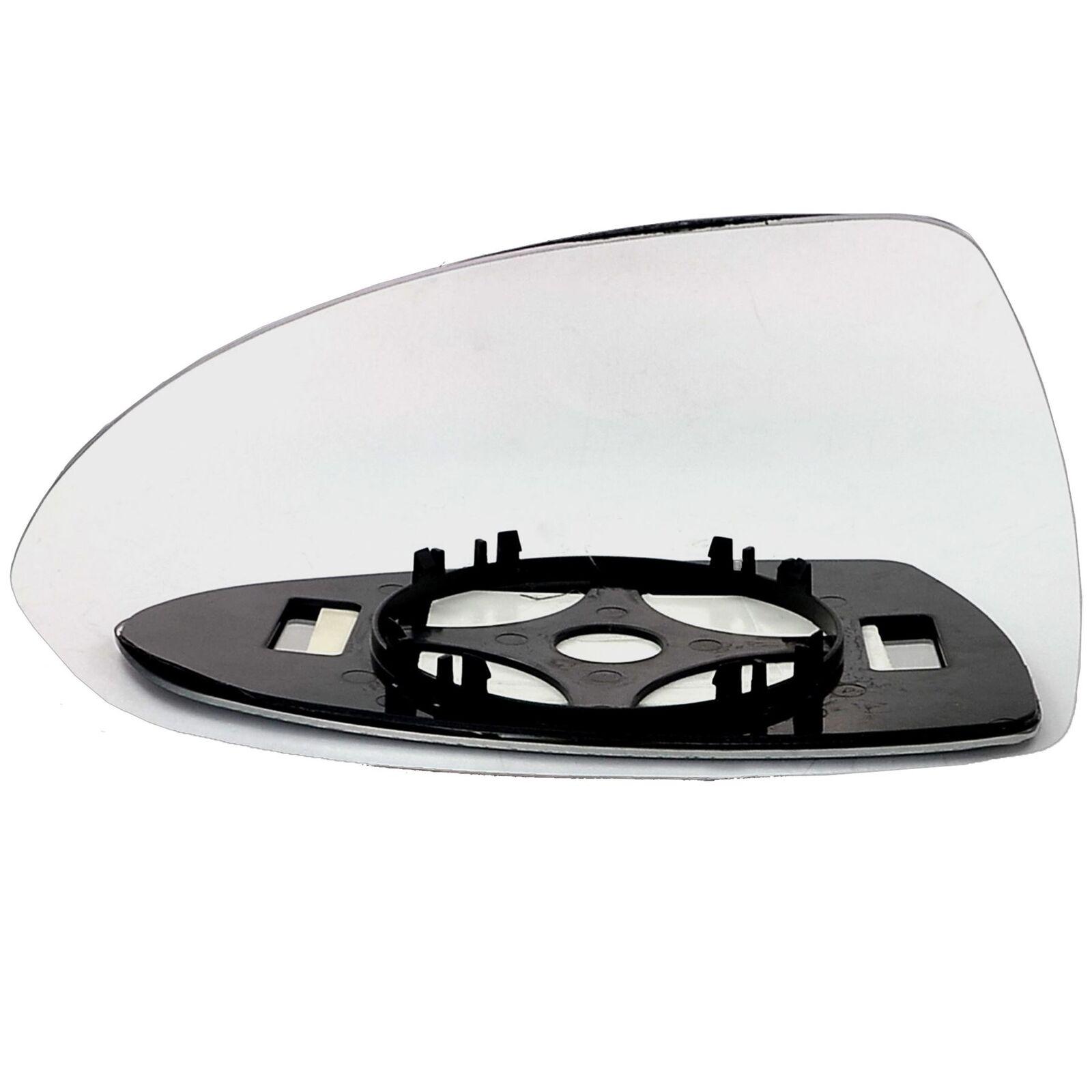 NEW Wing Mirror Glass VAUXHALL CORSA Passenger 06-/>
