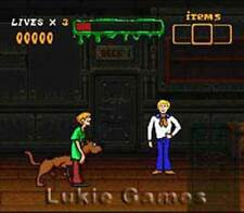 Scooby-Doo Mystery - SNES Super Nintendo Game