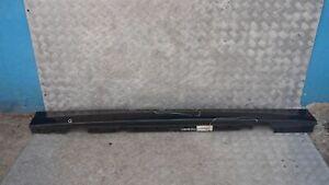 BMW 1 SERIES E81 E82 E88 Sill Strip Side Skirt Right O/S Schwarz 2 Black - 668