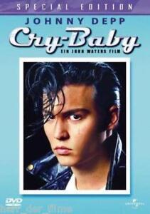 CRY-BABY-Special-Edition-Johnny-Depp-Amy-Locane-NEU-OVP