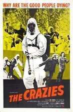 Crazies Poster 01 A4 10x8 Photo Print