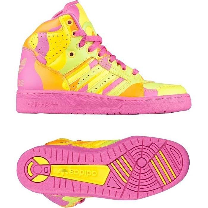 Adidas jeremy neoncamo scott  istinto ciao neoncamo jeremy sono scarpe da ginnastica nuove scarpe da bambino bambini 2ac0d8