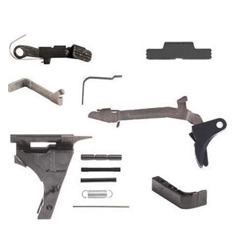 Glock 22 GEN3 40SW OEM Full Size Lower Parts Kit - Polymer80 - BRAND NEW