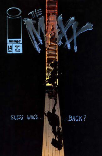 Maxx U PICK comic 1-35 1993 Image MTV Animated series Channing Tatum movie