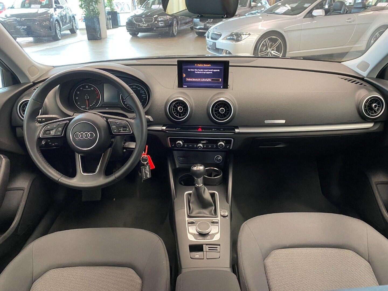 Billede af Audi A3 1,0 TFSi 116 Sportback