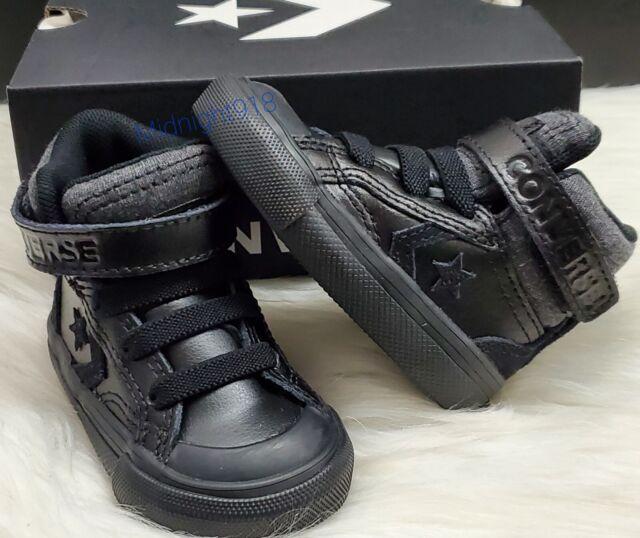 Converse Pro Blaze Strap Suede Sneakers