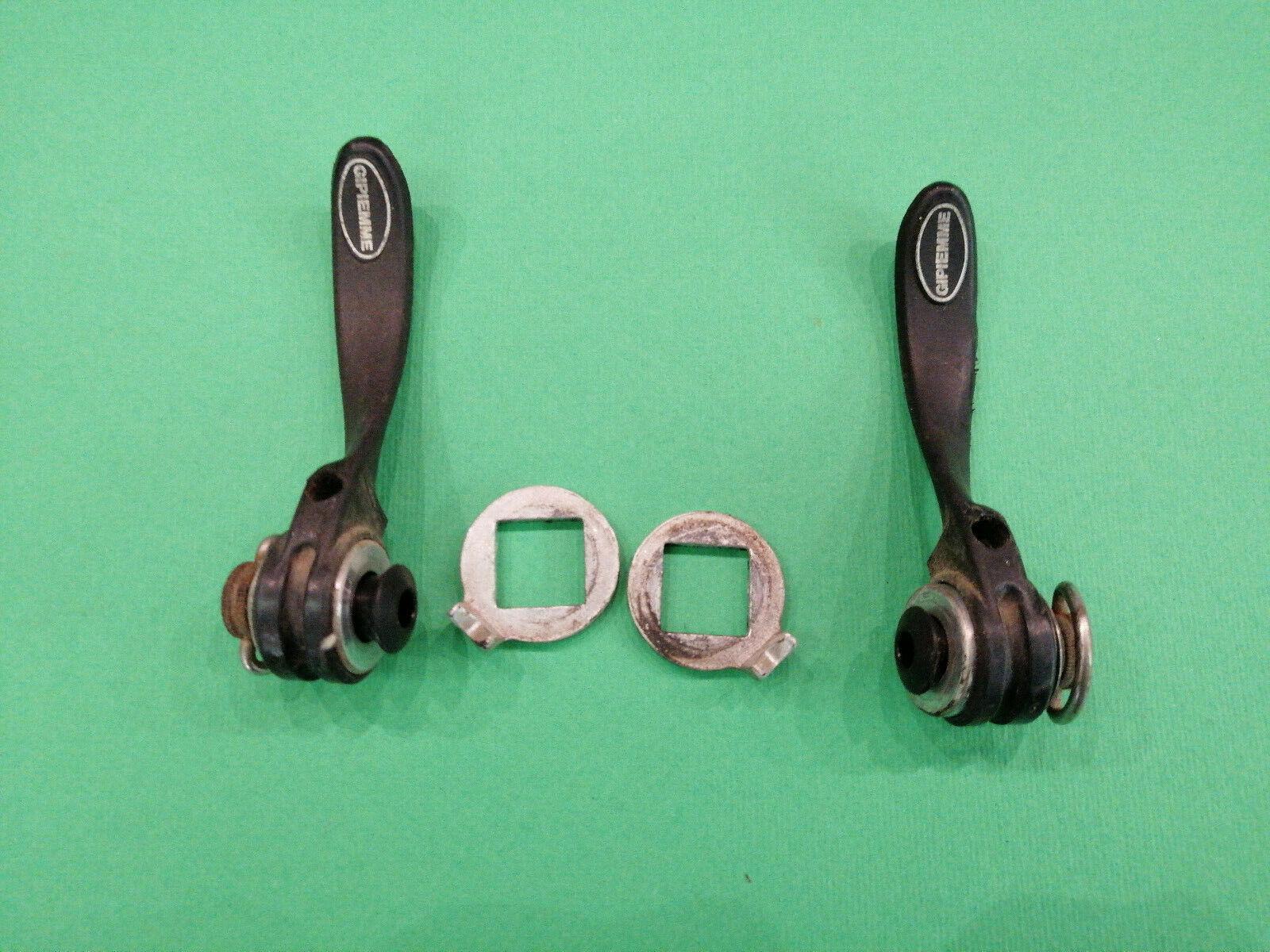 Leve Cambio Gipiemme Shifter levers vintage
