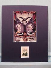1848 Presidential Election - Zachary Taylor & VP Millard Fillmore stamp