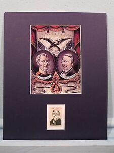 1848-Presidential-Election-Zachary-Taylor-amp-VP-Millard-Fillmore-stamp