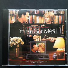 George Fenton YOU'VE GOT MAIL Film Score OST CD 1998 Varese Tom Hanks Meg Ryan M