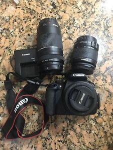 Details about Canon EOS Rebel T5 / EOS 1200D 18 0MP Digital SLR Camera -  Black (Kit w/ EF-S