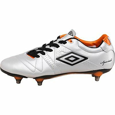 cd7b6cbf8 Details about NEW UMBRO Speciali 3 Pro A SG Leather Football Boots UK Size  7 Kanga Touch