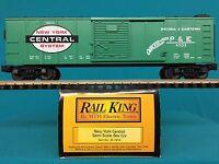 New York Central Boxcar Toys