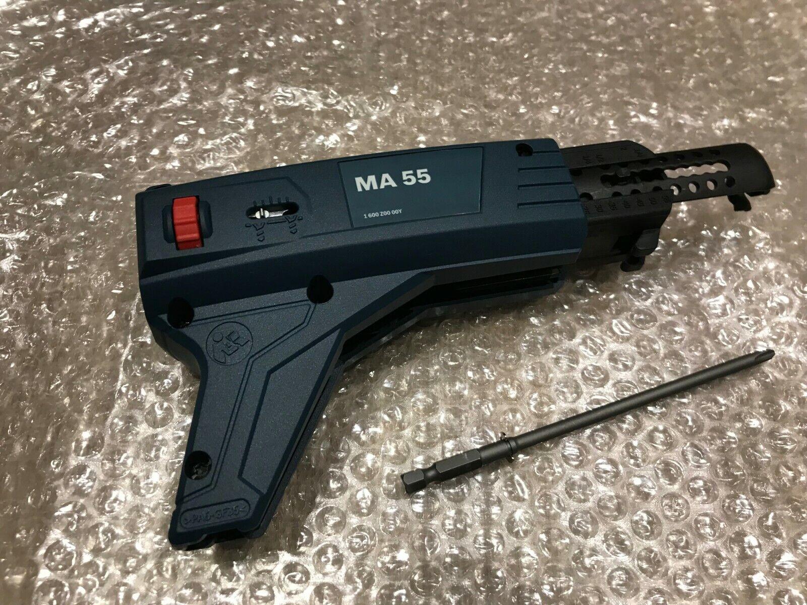 Boshi ma55 destornillador de parojo seca