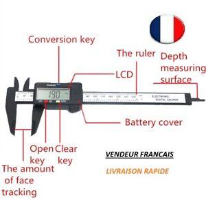 Vernier-numerique-150mm-Caliper-digital-Pied-a-Coulisse-de-precision-regle-LCD