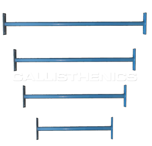 Small Short or Long Outdoor Gymnastics Metal Climbing Bars, Pull-up Parallel Bar