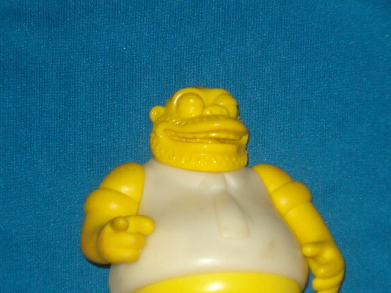 Prossootype Test Shot Figure Playmates Simpsons Dr. Doctor Doctor Doctor MARVIN MONROE Wave 10 300212