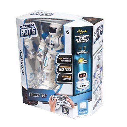 Xtrem Bots XT30037 Smart Smart Smart Bot 3af44e
