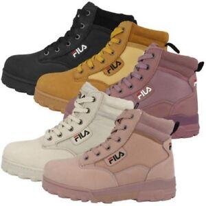 Details about Fila Grunge mid Women Outdoor Boots Women's Boots 1010160  Maverick Boat