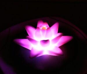 Led Wasserblume Lampe Beleuchtung Garten Teich Teichbeleuchtung