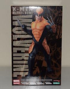 Wolverine-ArtFX-Statue-Kotobukiya-Marvel-Now-1-10-Uncanny-X-Men-MK177-NEW