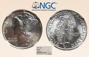 1945-P-10C-NGC-MS66-Mercury-Dime-Virtual-FB-001-RicksCafeAmerican-com