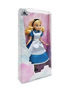 Disney-Alicia-En-Pais-de-Maravillas-30cm-Clasico-Muneca-Figura-de-Accion-en-Caja