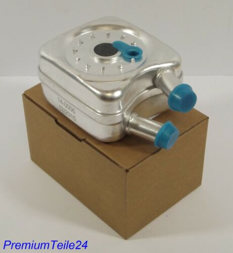 Ölkühler échangeur de chaleur vw audi seat Ford vr6 g60 16v tdi 1,8t sdi td premium