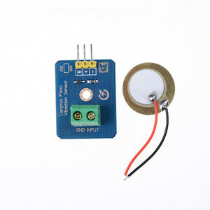 Details about Analog Piezoelectricity Ceramic Piezo Vibration Sensor DIY  for Arduino ^HV