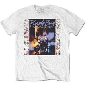 Prince-Purple-Rain-Album-Official-Merchandise-T-Shirt-M-L-XL-NEU