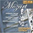 Wolfgang Amadeus Mozart - Mozart: Symphony in C major; Symphony in D major; Der Schauspieldirektor (2004)