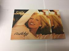 Carly Simon - Anthology - UK 2 CD album 2002 - MINT