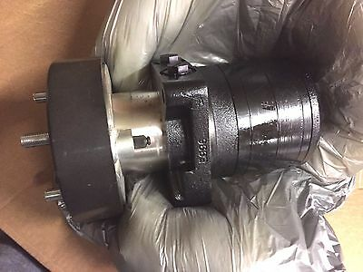 02001496P Hydro Wheel Motor, Parker COMPLETE WITH WHEEL DRUM AND STUDS