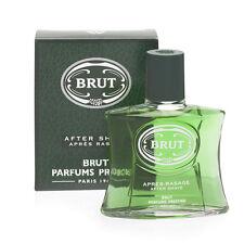 Brut Mens AFTER SHAVE Parfums Prestige 100ml By Faberge