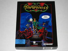 Lure of the Temptress (PC, IBM, DOS, 3.5) Vintage Big Box, Rare Game, Konami