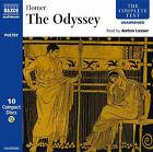 The Odyssey: Unabridged by Homer (CD-Audio, 2007)