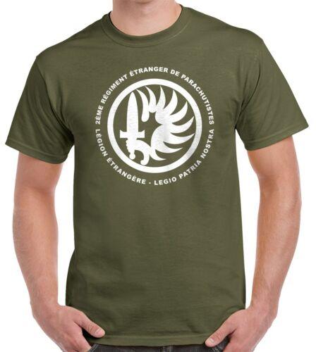 2REP T-Shirt Foreign Legion Airborne 0041