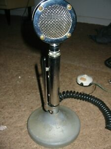 D-104-Astatic-Microphone-for-cb-radio-or-amature-radio-Antique