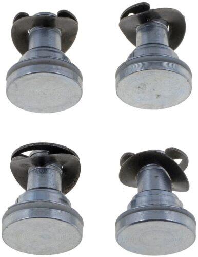 Door Hinge Pin /& Bushing Kit Front-Upper//Lower Dorman 38431