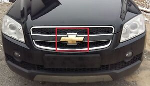 Chevrolet-Captiva-2006-2011-Front-Grill-Emblem-Kuehlergrill-GM-96442719