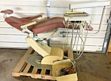 Marus Model Dc1680 Dental Exam Chair With Continental Post Mount Doctors Delivery