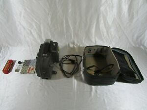 Vintage Sekonic 80J Auto, 8mm Movie Projector, With Case & Lamp Used