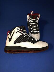 Details about Nike Air Max 360 Darwin Ndestrukt Men's Shoes Sz 10 BlackWhiteRed *Super Rare*